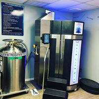 Our Cryotherapy Chamber
