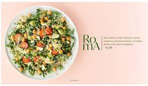 Roma Salad LTO