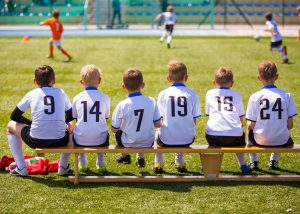 We love our Sports Teams!  All Sports, All Ages!