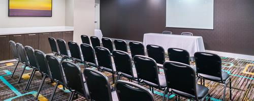 Perfect for Meetings with our 2600 Sq. Ft. of Meeting/Event Space