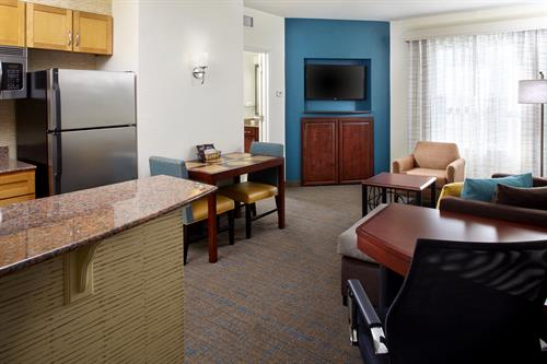 Plenty of Space with our Large Guest Rooms