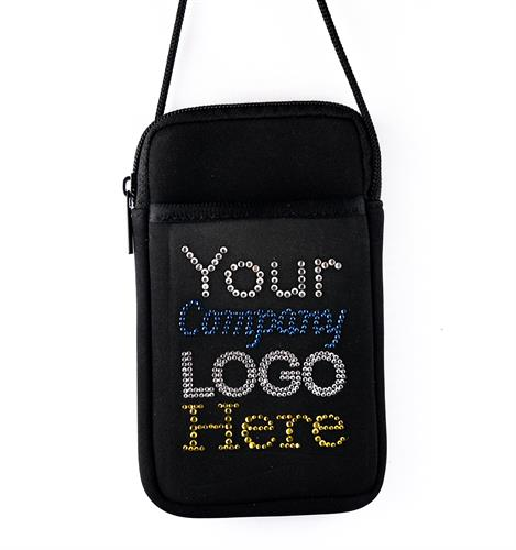 Your LOGO Here Pami Pocket Cell Phone Purse