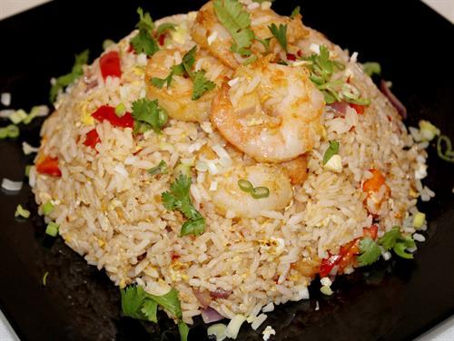 Thai Fuzion Rice