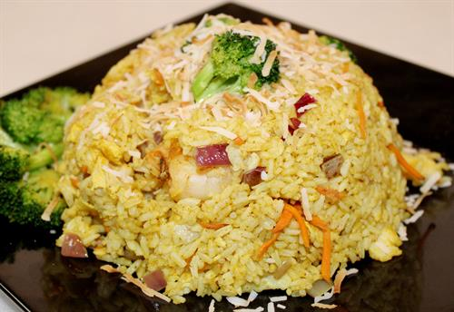 Coconut Curry Rice