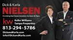 Dick and Karla Nielsen  - Keller Williams Tampa Properties