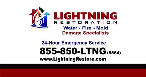 Lightning Restoration 24/7