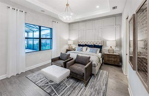Spacious Owner's Suites