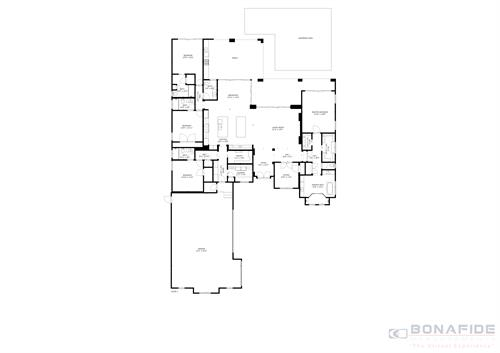 2d Floor plans for Real Estate purposes.