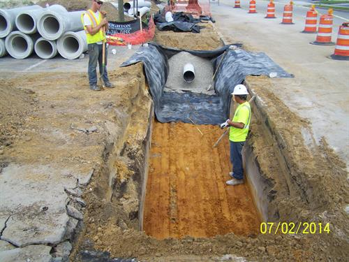 Commercial Underground and Site Work