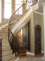 Wine Cellar under Stair Case