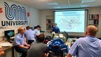 Employees learning at UMI University