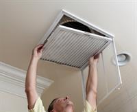 Routine HVAC maintenance services