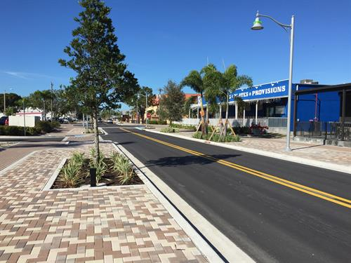 SE 47th Terrace Streetscape Improvements