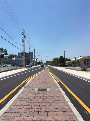 Estero Blvd Improvements Segment 1
