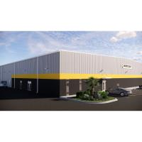 Seagate Begins Vertical Construction on White Cap Warehouse