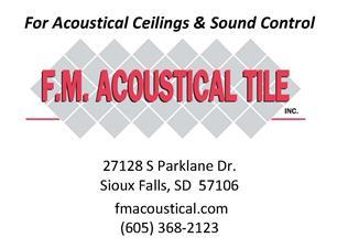 F.M. Acoustical Tile, Inc.