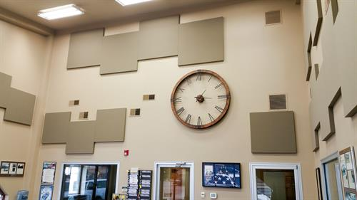 Acoustical Sound Panels - Office in Mitchell