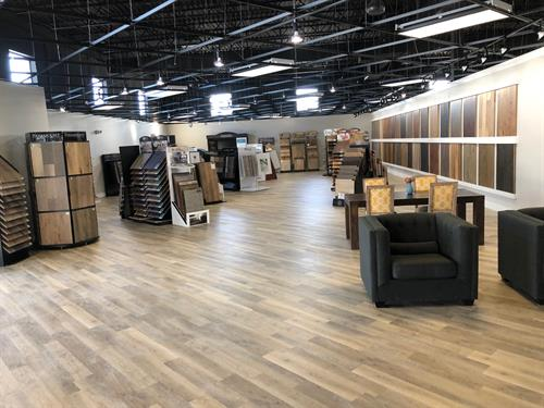 Luxury Vinyl Plank, Engineered or Solid Wood, Carpet, and more!