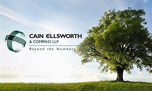 Cain Ellsworth & Company Grow. Prosper. Profit.