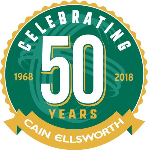 Cain Ellsworth Celebrating 50 Years 2018