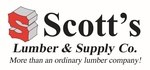 Scott's Lumber & Supply