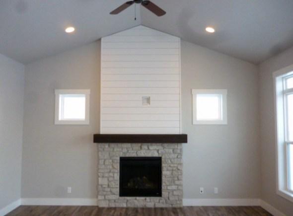 McCarthy fireplace