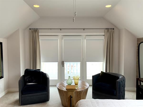 Save Energy with Convenient Motorized Shades