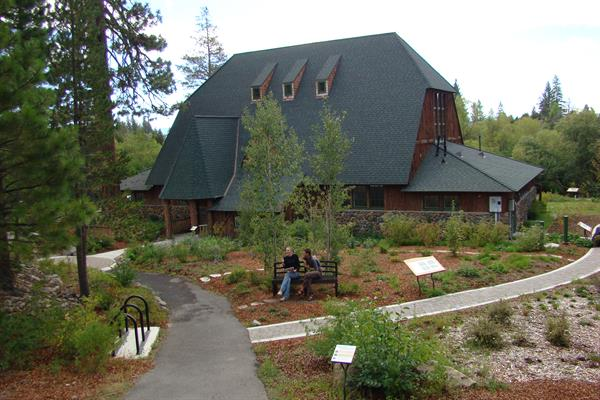 UC Davis Tahoe City Field Station (Historic Hatchery)