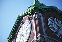 Ayer Mill Clock Tower - Restoration