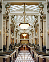 National Portrait Gallery - Millwork and Doors