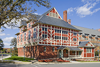 Peikoff Alumni House, Gallaudet University - Structural Restoration
