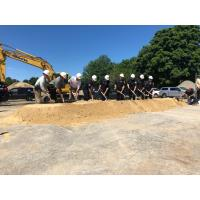 Delphi Celebrates Groundbreaking of New Dartmouth Police Headquarters