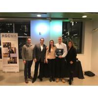 Emil Frei, Founder & CEO, Berkeley Building Company receives  Award of Appreciation