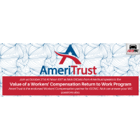 AmeriTrust Presents: The Value of a Workers' Compensation Return to Work Program