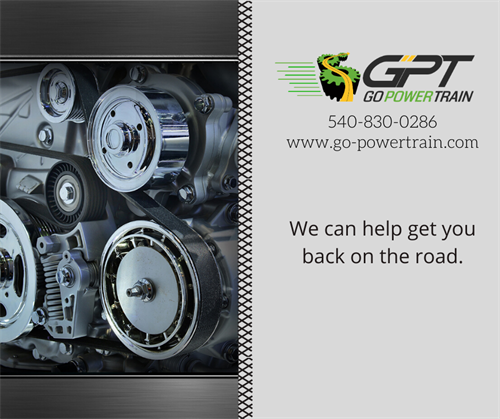 Go Powertrain Contact Us