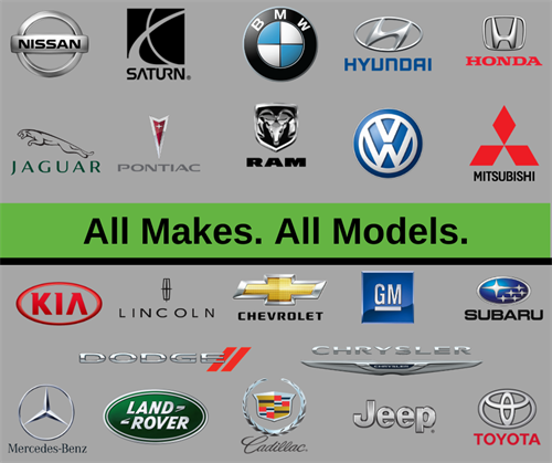All Makes. All Models.