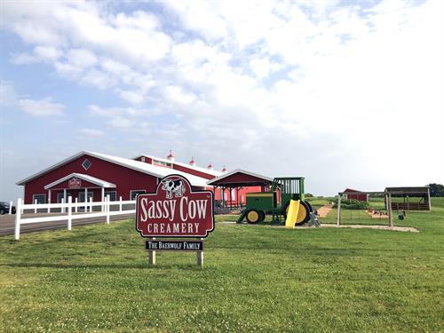 Sassy Cow Creamery Store