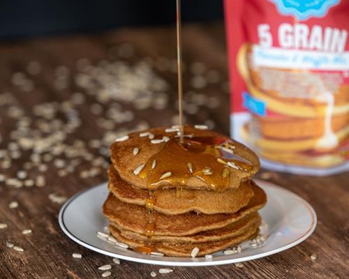 5 Grain Pancake & Waffle Mix