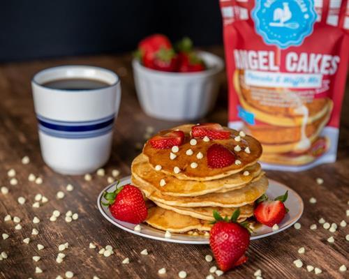 Angel Cakes Pancake & Waffle Mix