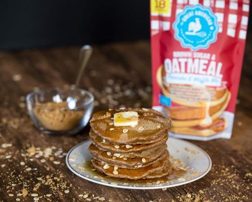 Brown Sugar and Oatmeal Pancake & Waffle Mix