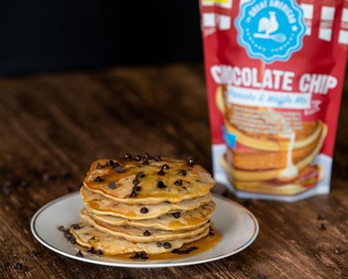 Chocolate Chip Pancake & Waffle Mix