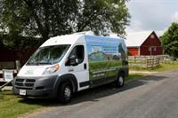 Wisconsin Meadows new van delivers to your door!