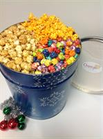 Popcorn Tins up to 6.5 Gallons