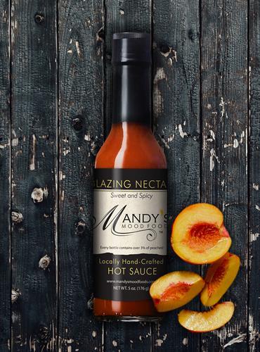 Blazing Nectar Hot Sauce
