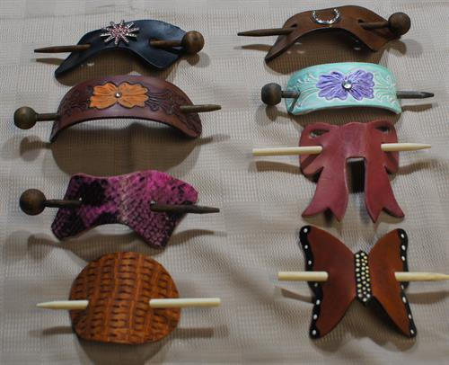 Here are some of Barrettes