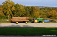 Hayrides and Pumpkins