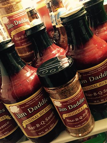 JIm Daddies BBQ Sauces