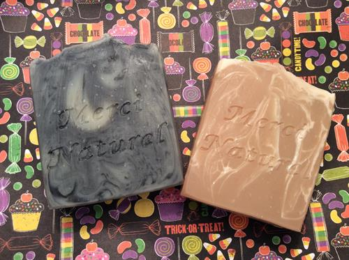 Nag Champa and Pumpkin Spice Soap
