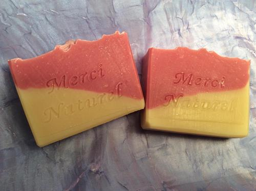 Raspberry Lemonade Soap