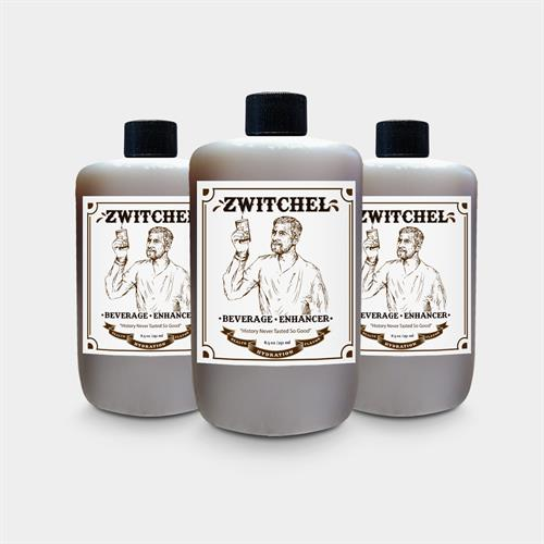 8.5oz Zwitchel Beverage Enhancer